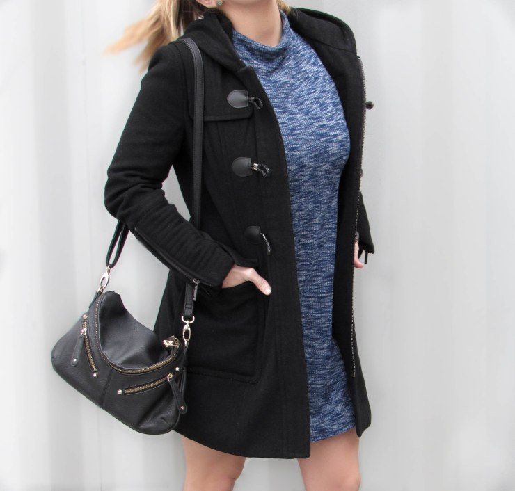 bcbg-black-coat-urban-sweater-dress-blogger-style