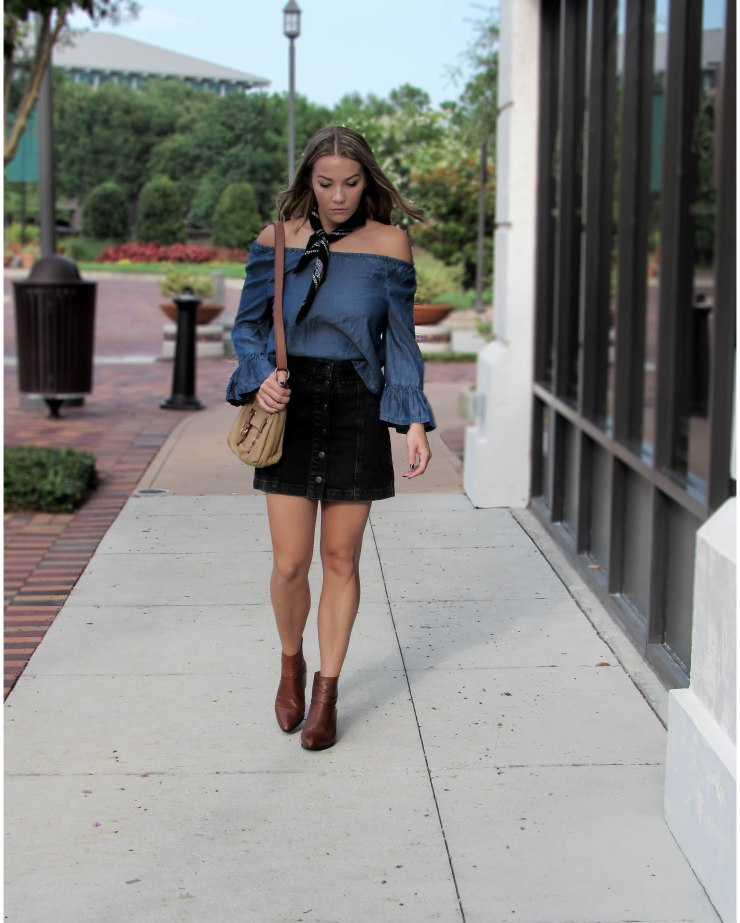 hm_jean_top_bell_sleeves_outfit_summer_pinterest_denim_skirt_topshop_blog_style