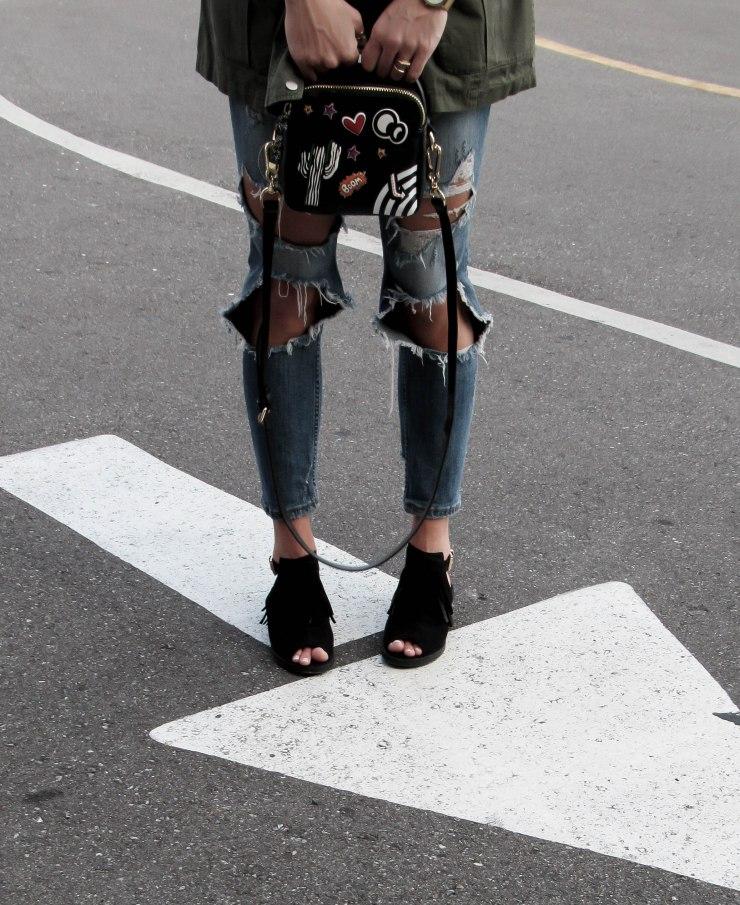 zara_patch_purse_handbag_ripped_cigarette_jeans_topshop_Blinder_Fringe_Slingback_Sandal_pinterest