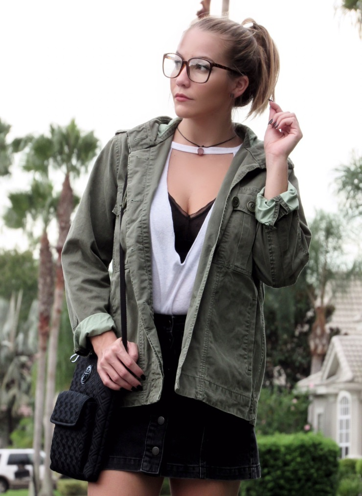 jcrew_military_jacket_olive_zerouv_clear_frames_pinterest