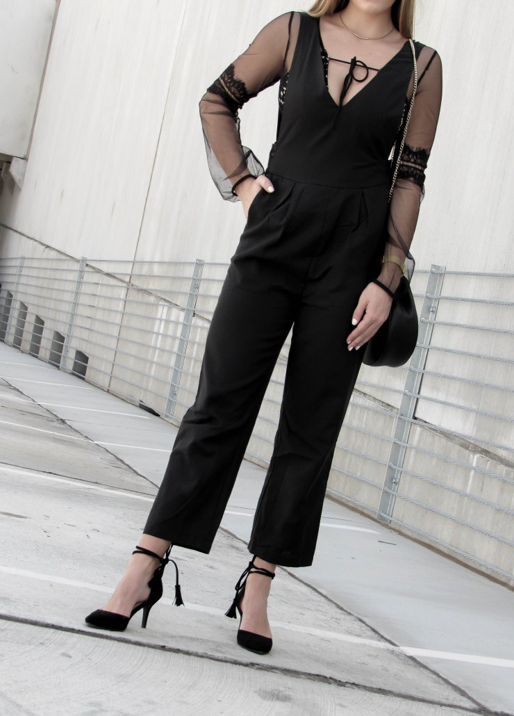 romwe_black_deep_v_neck_jumpsuit_outfit_pinterest_fall_fashion