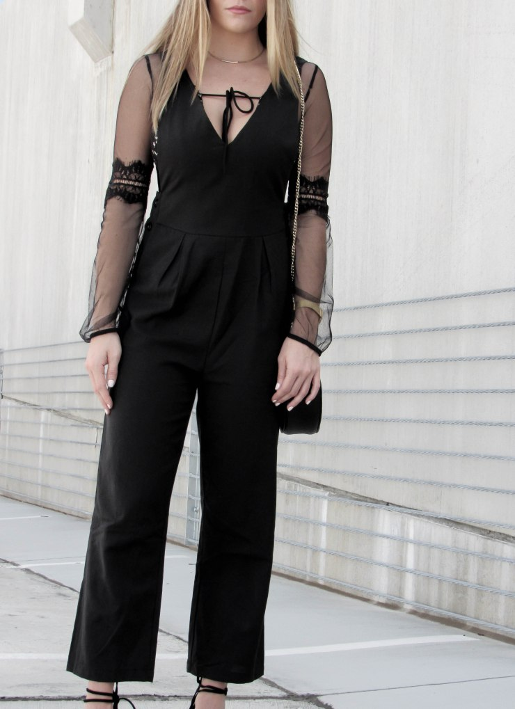 romwe_black_deep_v_neck_jumpsuit_outfit_pinterest_fall_fashion_look_chinese_laundry_black_tassel_heels_bloglovin