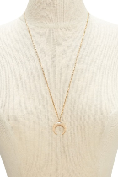 forever21_crescent_pendant_necklace