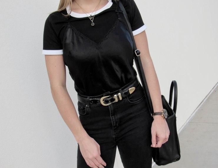 urban_outfitters_silence_noise_sky_satin_cami_zara_black_jeans