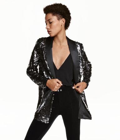 hm_sequin_jacket_black_silver_color