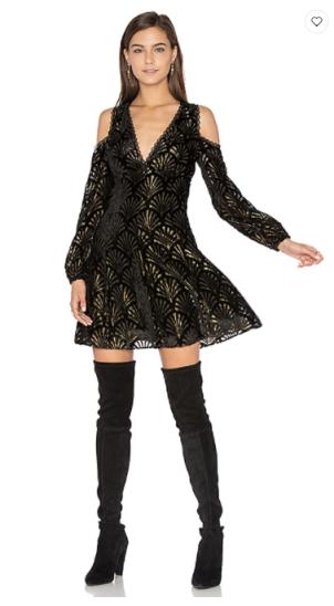 revolve-arla-cold-shoulder-dress-alice-olivia