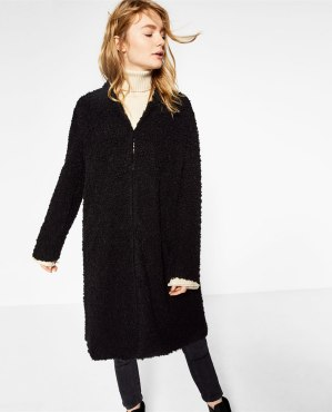 zara_boucle_knit_coat_black