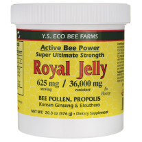 active_bee_power_royal_jelly_honey_swanson_vitamins