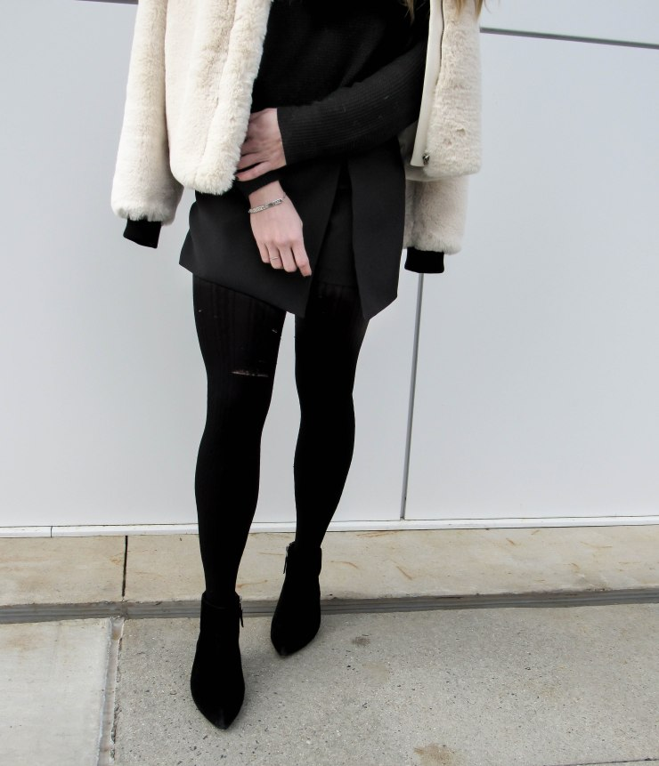 apricot-collarless-zip-up-faux-fur-coat-shein_pinterest
